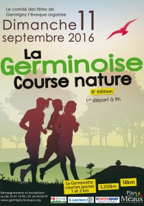 germinoise 2016 affiche